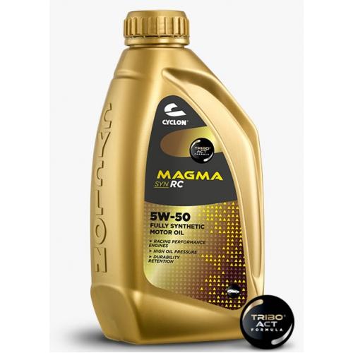 CYCLON MAGMA SYN RC 5W50 (1l) Моторное масло синт.