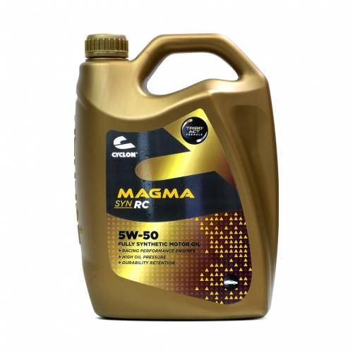 CYCLON MAGMA SYN RC 5W50 (4l) Моторное масло синт.