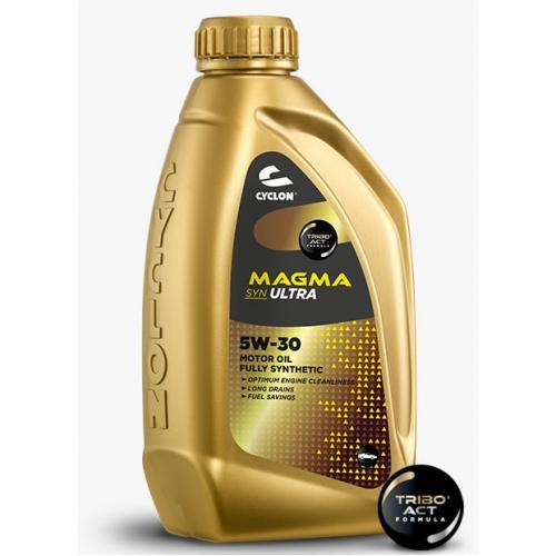 CYCLON MAGMA SYN ULTRA 5W30 (1l) Моторное масло синт.