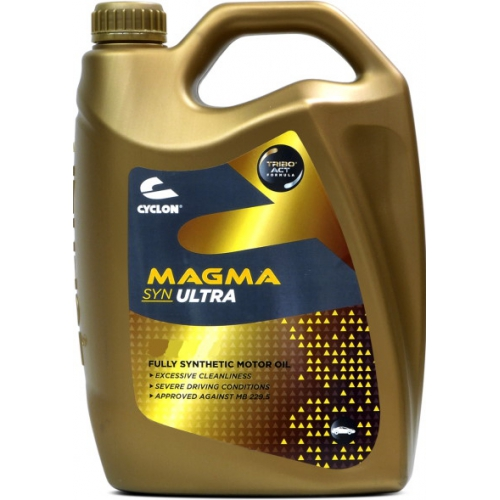 CYCLON MAGMA SYN ULTRA 5W30 (4l) Моторное масло синт.