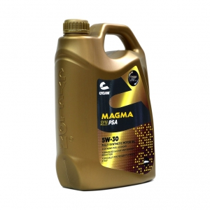 CYCLON MAGMA SYN PSA 5W30 (4l) Моторное масло синт.