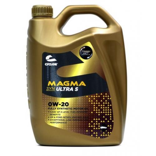 CYCLON MAGMA SYN ULTRA S 0W20 (4l) Моторное масло синт.