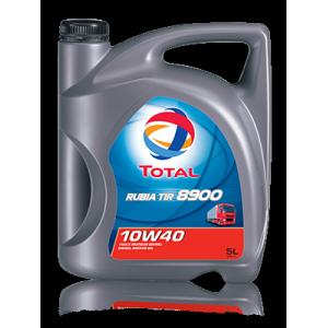 TOTAL Масло моторное RUBIA TIR 8900 10W-40 (5л)