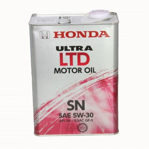 Масло моторное полусинтетическое Ultra LTD-SN 5W-30, 4л 0821899974