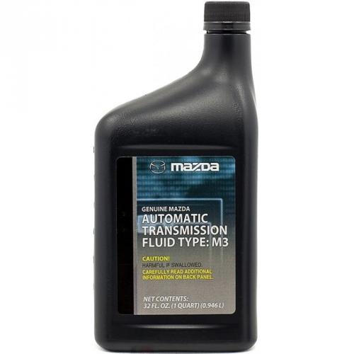 Масло трансм. Mazda ATF M-III (0,946л.)