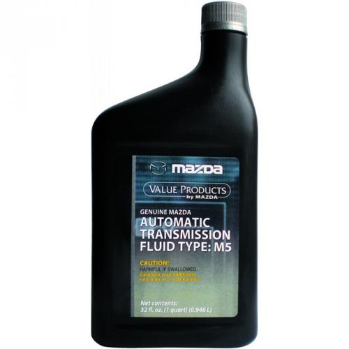 Масло трансм. Mazda ATF MV (0,946л.)