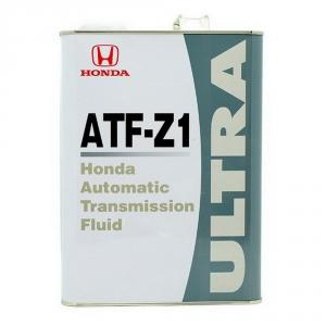 """Масло трансмиссионное HONDA ULTRA  ATF Z-1"""", 4л 08266-99904 не   VARIATOR"""