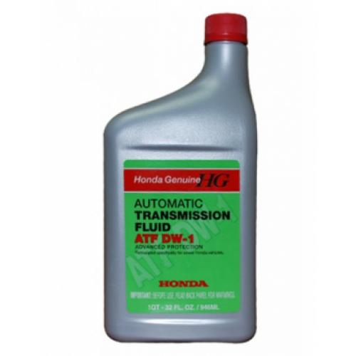 Масло трансмиссионное синтетическое ATF DW-1 Fluid, 1л 82009008