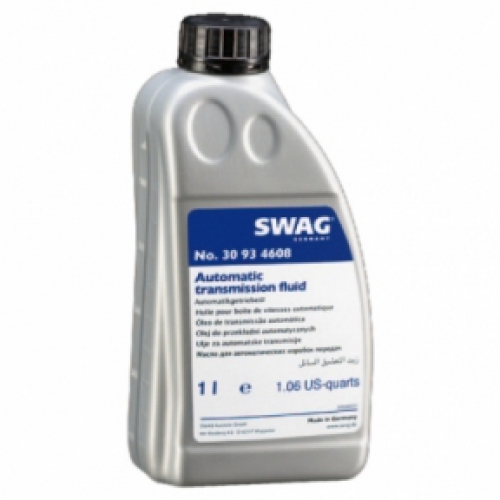 Масло АКПП SWAG  M1375.4 G 055 005=SP-IV желтый (1л.)