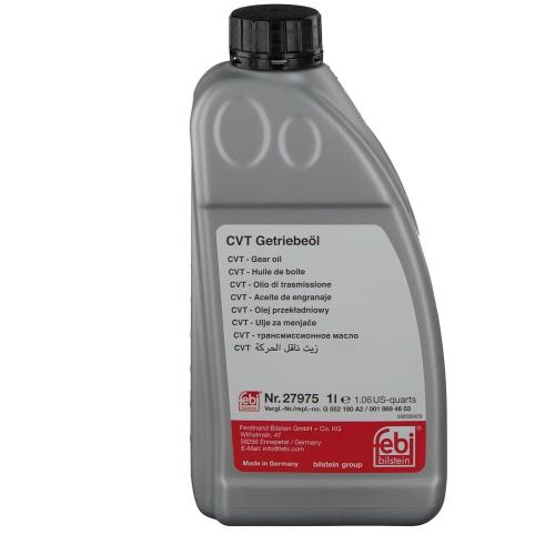 27975 Масло для АКПП CVT Fluid 1л Febi