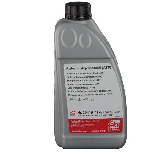 29449 Жидкость для АКПП 1л красная Febi