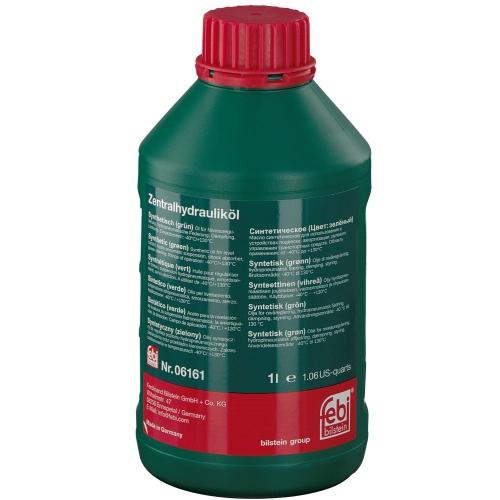 FEBI Жидкость системы ГУР синтетическая, зеленый (1л) 06161
