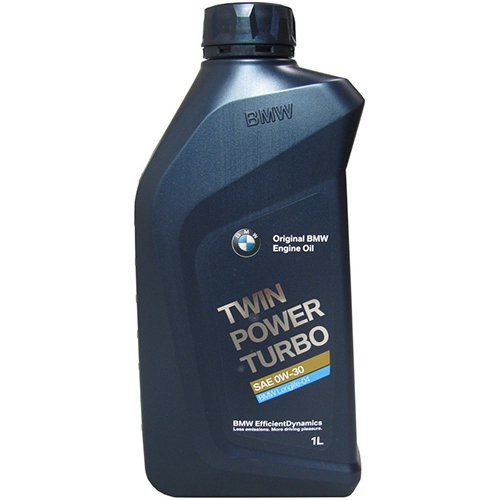 BMW 83212365929 Масло моторное синтетическое Twin Power Turbo LL-04 0W-30 (1l)