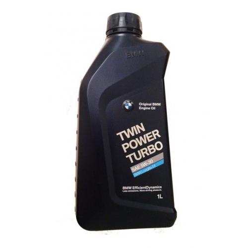 BMW 83212365930 Масло моторное синтетическое Twin Power Turbo LL-01 5W-30 1л