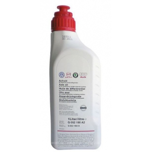 Масло трансмиссионное VAG Axle Oil G 052 190 (1л.)
