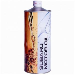 Масло моторное синтетическое Subaru Motor Oil 0W-20 (1л)