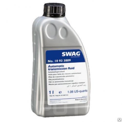 SWAG  Масло АКПП ATF134FE синее  MB 236.15 (1л.)
