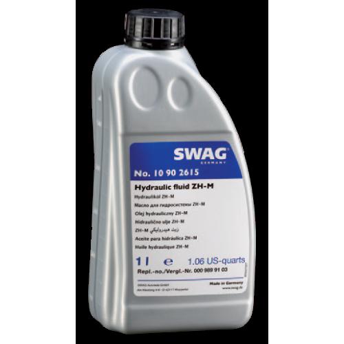 SWAG Жидкость для гидросистем желтая ZH-M 10902615 MB ZHM (1л.)