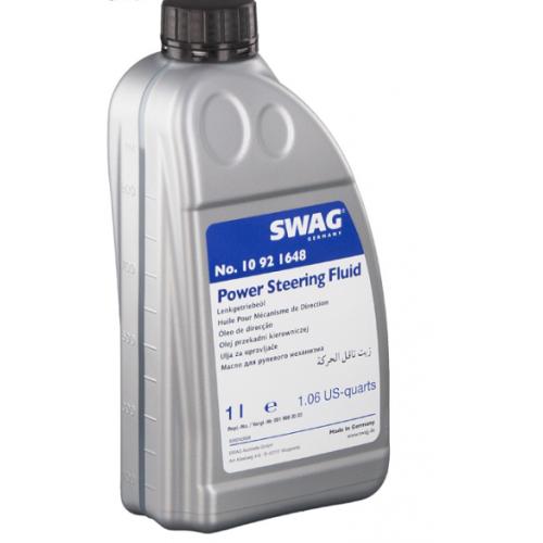 SWAG Жидкость для гидросистем светлокоричневая MB 344.0 ЖЕЛ (1л.)