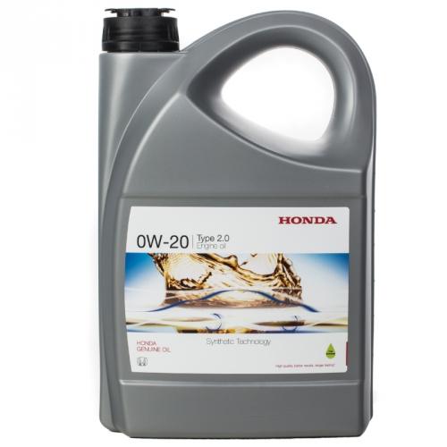 08232P99K4LHE HONDA Моторное масло синт 0W-20 4л