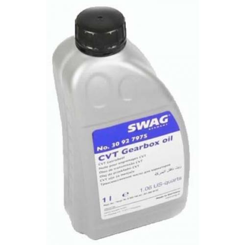 Жидкость АКПП SWAG желтое (для CVT) (1л.)