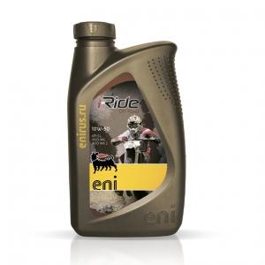 ENI i-Ride moto 20w-50 (1) масло моторное 4Т синт для мотодвигателей