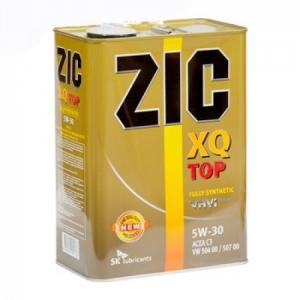 ZIC  XQ 5W-30 TOP (4)   504/507