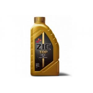 Масло для легковых автомобилей, синтетическое ZIC TOP 0W-40 (1л.)