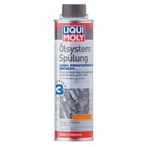 Очиститель масляной системы усиленного действия Oilsystem Spulung High Performance Benzin  Liqui Moly