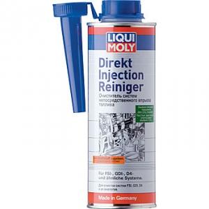 Очиститель систем непосредственного впрыска топлива Direkt Injection Reiniger Liqui Moly