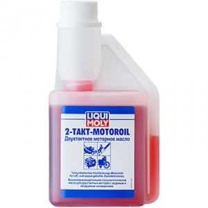 Полусинтетическое моторное масло для 2-тактных двигателей 2-Takt-Motoroil Liqui Moly 0.25л