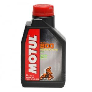 Моторное масло MOTUL 800 2T OFF ROAD 1л