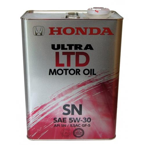 Honda Ultra LTD 5w-30 4л