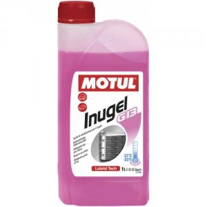 Антифриз MOTUL Inugel G13 -37°C, 1 литр